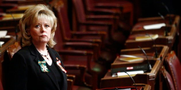 Pamela Wallin's Travel Bill Suggests Campaigning On Taxpayer's Dime: