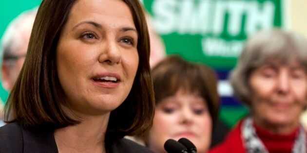 Danielle Smith On Wildrose Candidates Allan Hunsperger, Ron Leech And Their Controversial