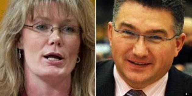 Shelly Glover, James Bezan, Tory MPs, Should Be Suspended: