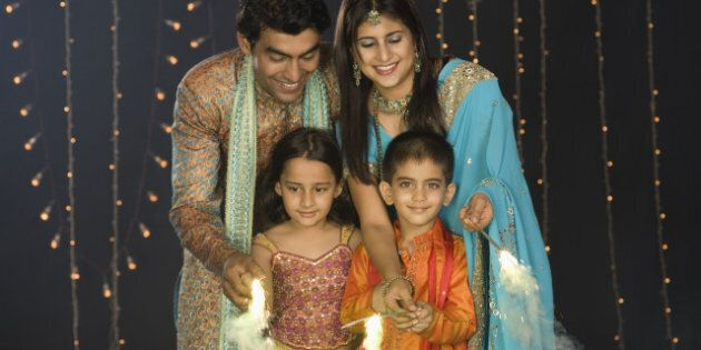 Diwali 2012: Keeping It Colourful For Citizen