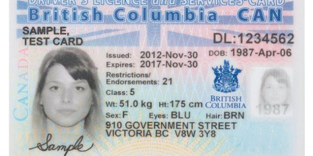 New BC Care Cards, Drivers Licence Coming February