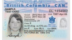 Fancy New Care Cards, Drivers Licence