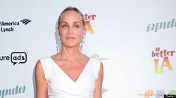 Sharon Stone Turns Back