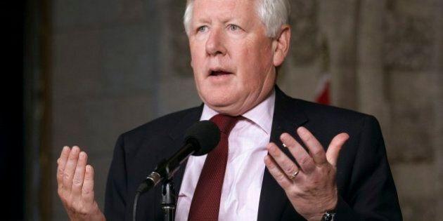 Bob Rae: Keystone Pipeline In 'National