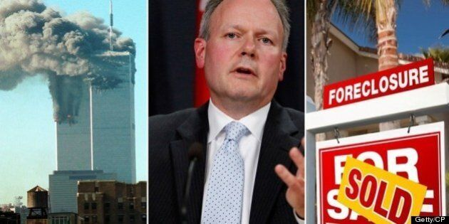 Stephen Poloz, New Bank Of Canada Governor, Predicted Financial Crisis, Blamed Housing Bubble On