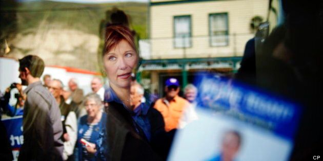 BC Election 2013: Women Make One Third Of Liberal, NDP