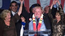 A Look Back At Rob Ford's Career As Toronto Mayor In