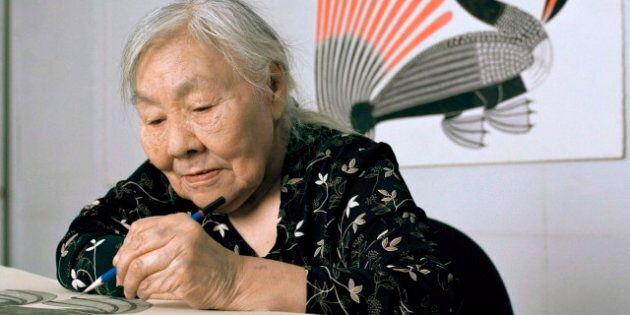Inuk Artist Kenojuak Ashevak Dies At