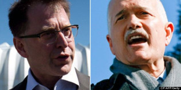 Adrian Dix: Jack Layton Legacy Influences Political Style In B.C. Election