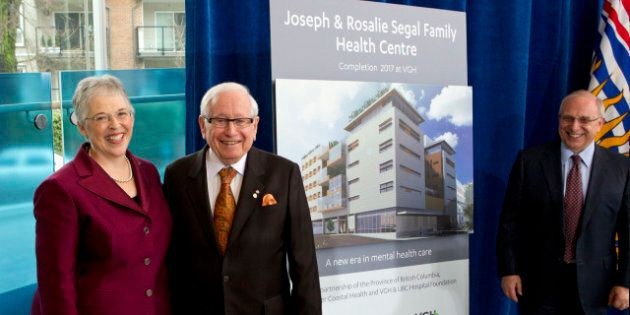 Vancouver Mental Health Centre Receives $57 Million From