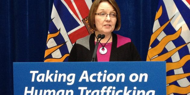 Human Trafficking In BC: Minister Launches New 3-Year