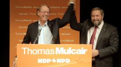 NDP Wins Tight Byelection