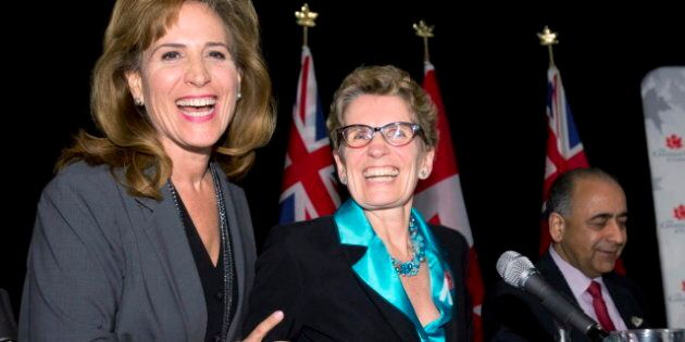 Ontario Liberals Debate Sees Leadership Contenders Face Off For Last