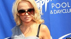 Pam Anderson Falls Short In Frayed
