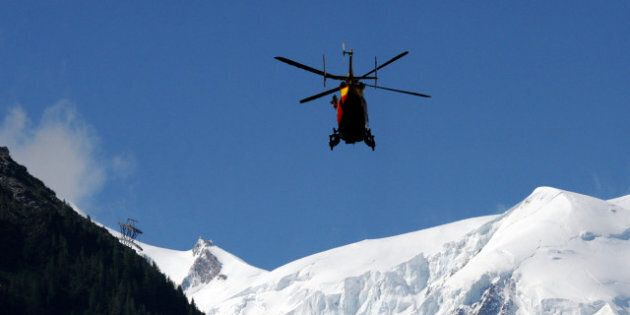 Mount Washington Area Avalanche: Skier Airlifted To