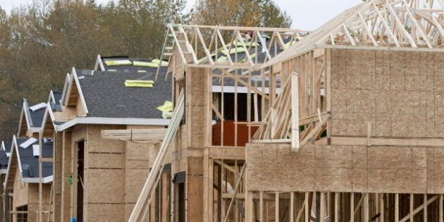 Housing Starts Canada: Pace Slows In December 2012, Says
