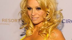Pam Anderson's Racy Ad