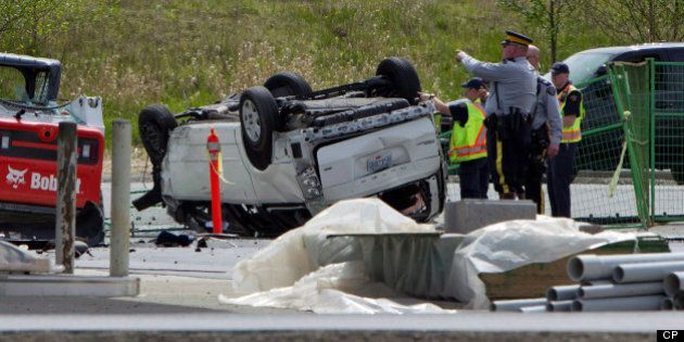 Daniel Gore, Surrey Car Crash Driver, Dies In