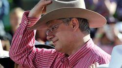 Harper's Western Weakness Revealed In