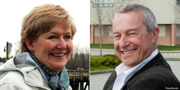 Suzanne Anton, Peter Fassbender Resign From