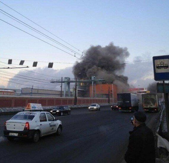 Russia Meteor Explosion Injures Hundreds (PHOTOS,