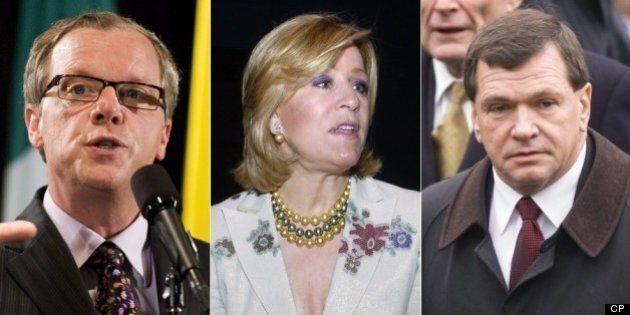 Bilderberg 2013: Brad Wall, Frank McKenna Among Canadian Attendees At Secretive