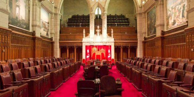 Senate Reform: Tories Ask Supreme Court To Speed Up
