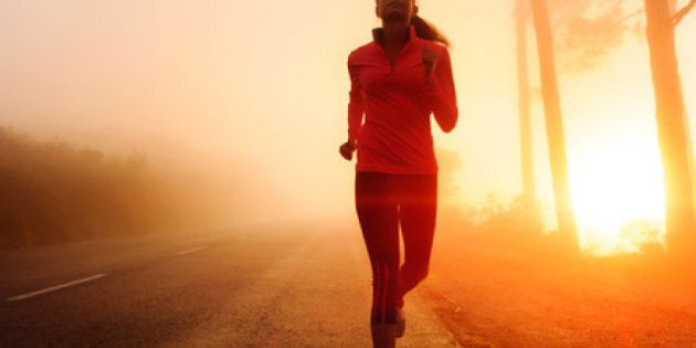 How Running Helped Me Through