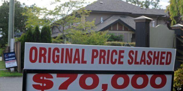 Canada's Housing Market Will Correct 'Into Mid-Decade':
