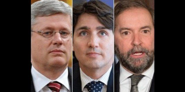 Canada's Senate: Harper, Trudeau, Mulcair Differ On How To Fix