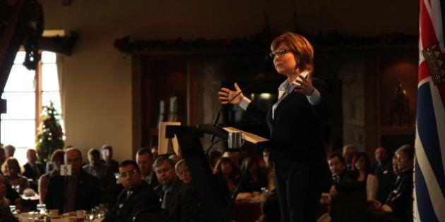 Christy Clark Promises Balanced BC