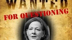 Opposition Puts Out Wanted Poster For Missing