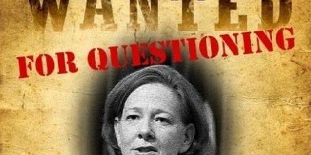 Alison Redford Wanted Poster: Alberta Oppositon Puts Out Wanted Poster As Premier Missing From
