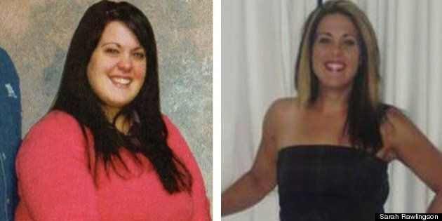 Weight Lost: How Fitness Instructor Sarah Rawlingson Lost 100