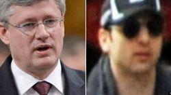 WATCH: Harper Praises 'Rapid Action' Of U.S.