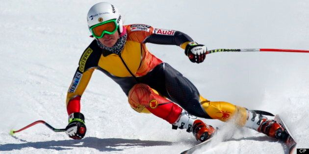 Sochi 2014: Canada's Ski Team Testing 'Top Secret
