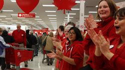 Target Canada Speeds Up Store