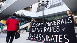 Mining Company Sues Idle No More