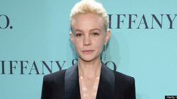 LOOK: Carey Mulligan's Cape