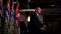 B.C. Deficit Soars Beyond