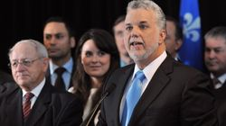 Quebec Liberal Leader Wants Constitution Signed By