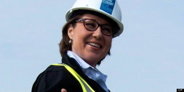 BC Election 2013: Christy Clark Offers Energy Dividend For Oil And Gas