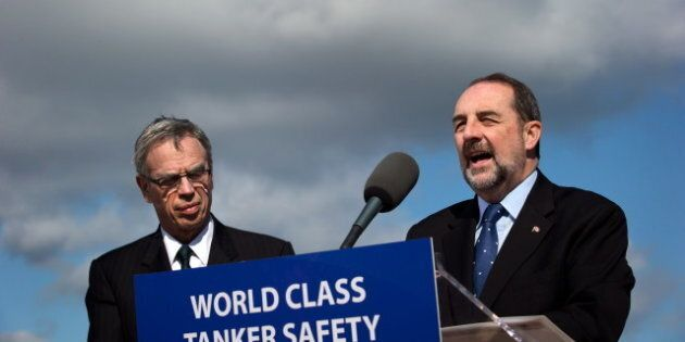 Oil Tanker Safety Changes Unveiled By Harper