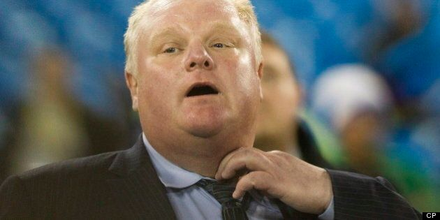 Rob Ford Files Notice Of Appeal In Conflict Case