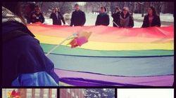 LOOK: University Of Alberta Celebrates Pride