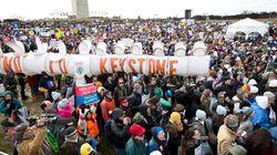 Keystone XL Pipeline Protest Hits