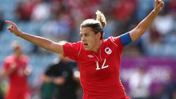 Christine Sinclair Gets Cut From 'FIFA Player Of The Year'