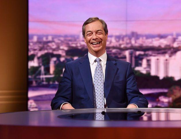Valanga Farage: sarebbe al 34%, più di Labour e Tory messi