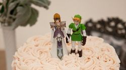 Quirky DIY Nuptials Inspired By The Legend Of