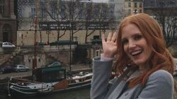 Be Cuter, Jessica Chastain. We Dare
